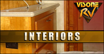 RV Interiors NEW RV/MOTORHOME INTERIOR LIGHT FIXTURE SIZE: 12W x 6.5T